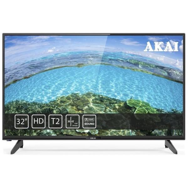 """LED телевізор 32"""" AKAI UA32HD19T2"""