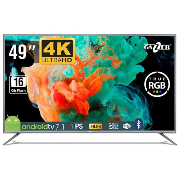 """LED телевізор 49"""" GAZER TV49-US2G"""